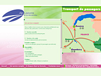 internet web agence - Transport de personnes